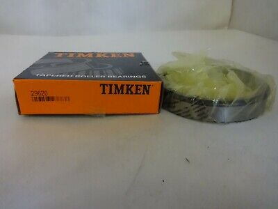 New Timken 29620 Tapered Roller Bearing Cup