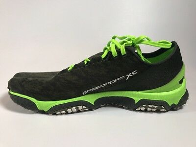 UNDER ARMOUR SPEEDFORM XC Mid Tough Mudder Trail Running Shoes Size ... 0a5c0df61