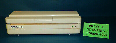 Decosonic 87094 Vacuum Bag Sealer 60Hz 75W 87094