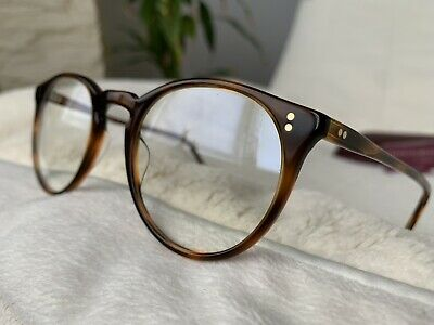 fd207590a1bb OLIVER PEOPLES THE Row O Malley NYC Translucent Amber+Purple ...