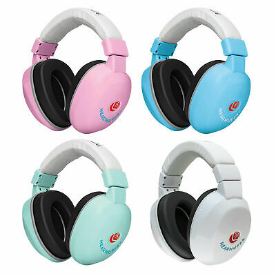 Lucid Baby Hear Muffs 0-4 years & FREE Matching Growbands NEW Choice of Color