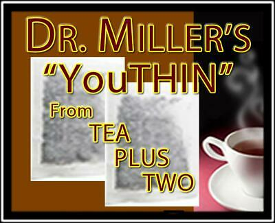 Dr Millers YouTHIN™ - Four Month Supply (32 bags)  HUGE SALE! + FREE S/H - WOW!