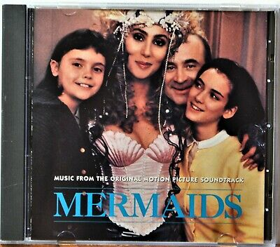 CD Mermaids Original Soundtrack Doris Troy Just One Look Cher Baby I'm Yours