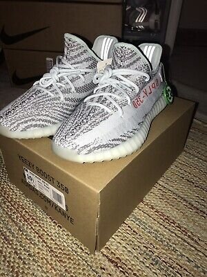 28be930fd2e ADIDAS YEEZY BOOST 350 V2 Blue Tint Size 10.5 StockX Approved ...