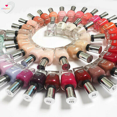 Sally Hansen Nail Polish Complete Salon Manicure ASSORTED SHADES 14.7ml