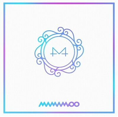 K-POP MAMAMOO 9th Mini Album [White Wind] CD+82p Booklet+Photocard+Special Card