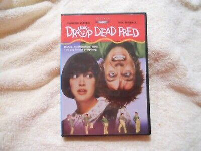 Drop Dead Fred (DVD, 2003) **GEM MINT** **TRUE GENUINE** **OUT OF PRINT**