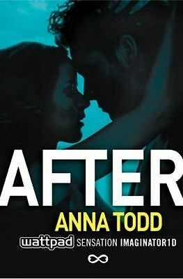 NEW After by Anna Todd Paperback (Free Shipping)