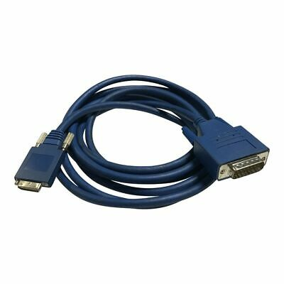 Cisco CAB-SS-X21MT Smart Serial to X.21 DB15 DTE Male 10ft Cable 3M 72-1440-01