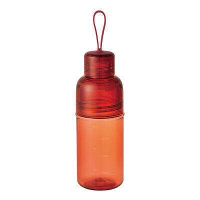 KINTO WORKOUT BOTTLE 480ml Red 20313 from JAPAN