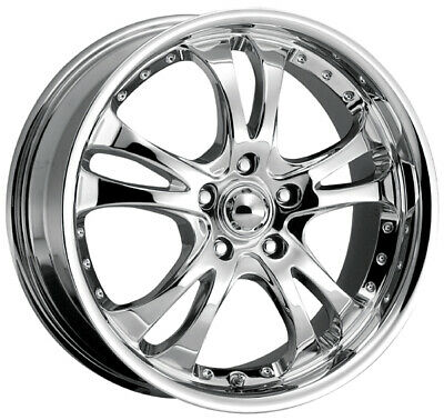 Set 4 16x7 40 5x110115 Mb Alpina Black Wheelsrims 16inch 50229