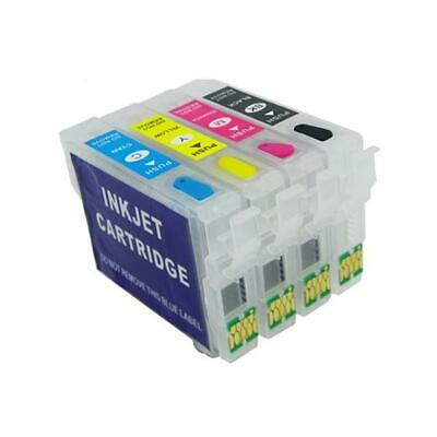 Refillable Cartridge Easy-to-refill Cartridge Pack for EPSON (220, 220XL)