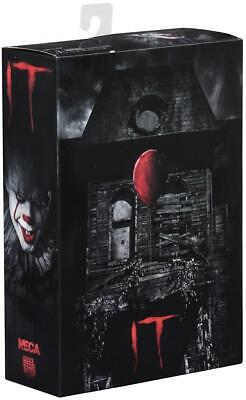 """Neca It 2017 Pennywise Ultimate Well House 7"""" Action Figure"""