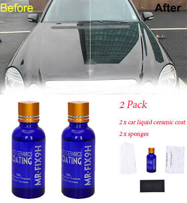 Anti-scratch Car Liquid Ceramic Coat Super Hydrophobic Glass Spray Coating 120ML