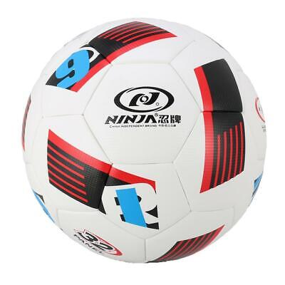 Football Soccer Ball Size 4 Standard PU Training Ball Sport Accessories 20cm