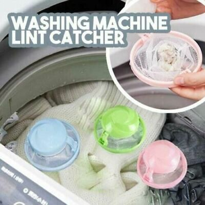 Floating Pet Fur Catcher Filtering Hair Removal Device Wool Cleaning Supplies 3X
