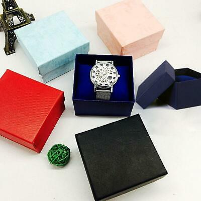 Jewellery Gift Box Ring Necklace Bracelet Earrings Watch Small Present New