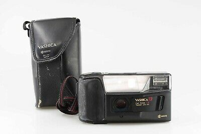 Yashica T3 mit Carl Zeiss T* Tessar 2,8 35mm   83831