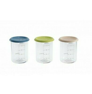 Beaba Baby Portion 120ml - Baby Food Containers