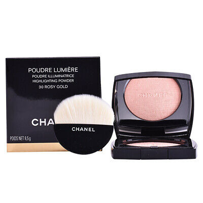 Cosmética Chanel mujer POUDRE LUMIÈRE #30-rosy gold 8,5 gr