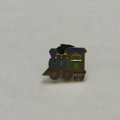Disney DLR - Mini Pin & Map Series - Attractions Disneyland Railroad Pin