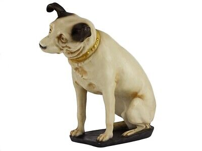 c1950 His Masters Voice Statue of Dog Nipper