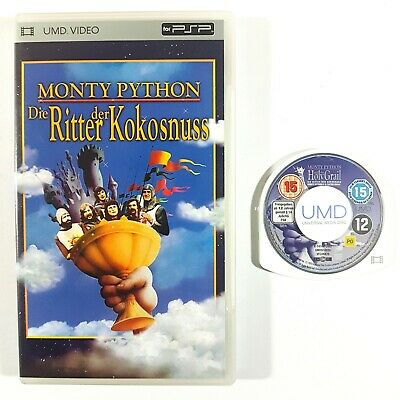 Sony PSP UMD Video MONTY PYTHON & THE HOLY GRAIL - DIE RITTER DER KOKOSNUSS dt.