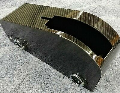 TCI Thunder Stick and Outlaw Shift Cover Carbon Fiber Vinyl Wrapped each