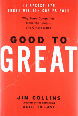 Good to Great: Why Some Companies Make the Leap and Others Don't   (eText book)