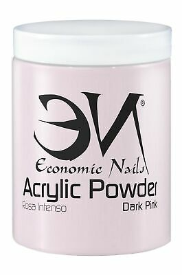 EN Acrylic Powder Dark Pink (Rosa Intenso) 500g