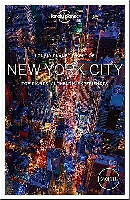 Lonely Planet Best of New York City 2019 - NEW EDITION