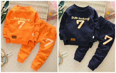 2pcs baby outfits cotton Shirt+pants baby boys daily wedding birthday tuxedo