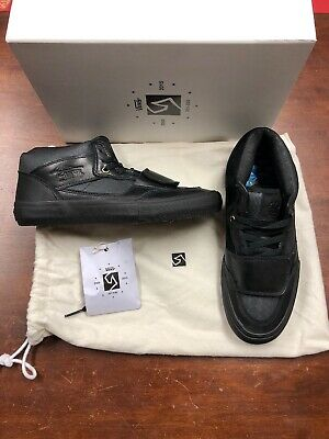 5f30d526557f5c VANS SYNDICATE MOUNTAIN Edition 4Q S Max Schaaf Black New Uk 8 ...