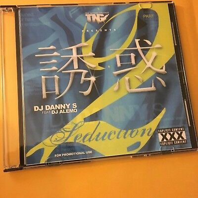 Dj DANNY S Seduction Vol. 2 Klassisch Nyc 90er Jahre Slow Jams Rnb R&b Mixtape