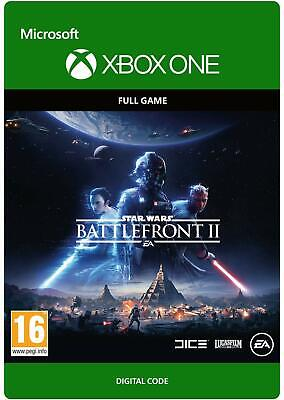 Star Wars Battlefront Ii 2 Xbox One Full Game Digital Download Key