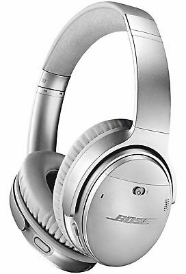 Bose QC35 II QuietComfort 2 Noise Canceling Wireles - Silver - Brand New Sealed