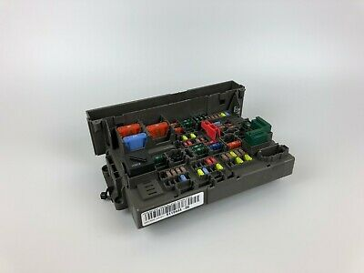 bmw 3 series e90 e92 front power distribution relay fuse box module 9119444