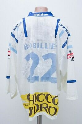 Ambri-Piotta Switzerland 1990's Ice Hockey Shirt Jersey #22 Adidas Size Xl