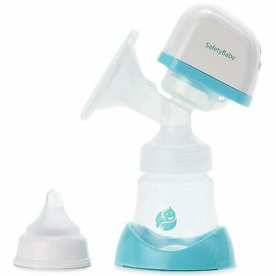 Safety Baby Electric Breast Pump - Portable and Quiet - BRAND NEW