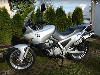 BMW F650 Enduro
