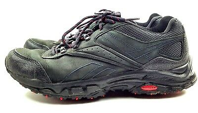 855175f1595f4d Women s DMX MAX Mania Reebok Walking Shoes Size 9.5 Black   Pink Great  Condition