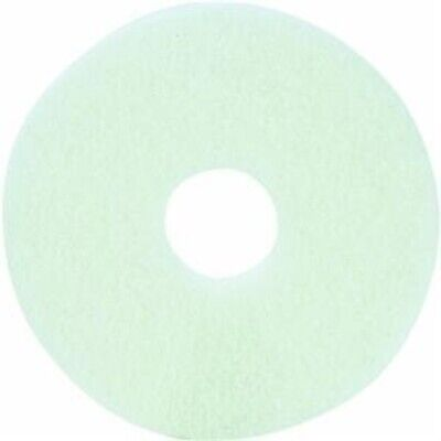 Lundmark Wax PAD-TKL20W Not Applicable Floor Pad - Thickline-20 White