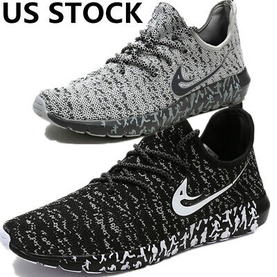 Size 7-13 Sneakers Mens Athletic Sports Breathable Shoes Casual Running Outdoors