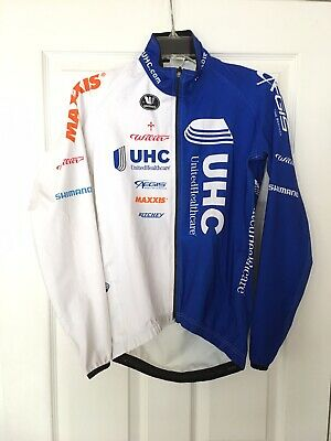 Vermarc United HealthCare Wilier Cycling Wind Jacket Medium 21.5