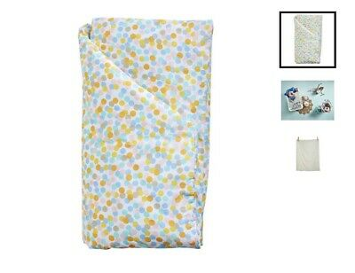 Sack Me Sprinkle Quiltcover & Fitted Sheet - Cot Set RRP $149