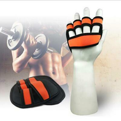 Gym Body Building Training Fitness Gloves Weight Lifting Workout Exercise FW