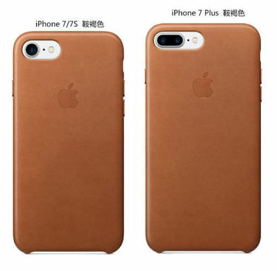 Apple PU Leather Protective case cover Defender for Apple iPhone 8/7 Plus 6/6S