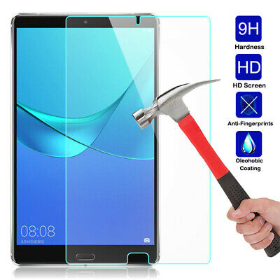 For Huawei MediaPad M2 M3 M5 T1 T2 T3 10 T5 C5 Tempered Glass Screen Protector