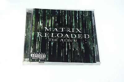 The Matrix Reloaded:the Album 093624841128 2Cd A6870