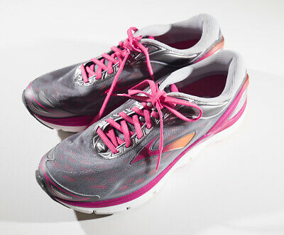 8ffd58df486 WOMENS BROOKS TRANSCEND 2 Purple And Orange Running Shoes Size 10 ...